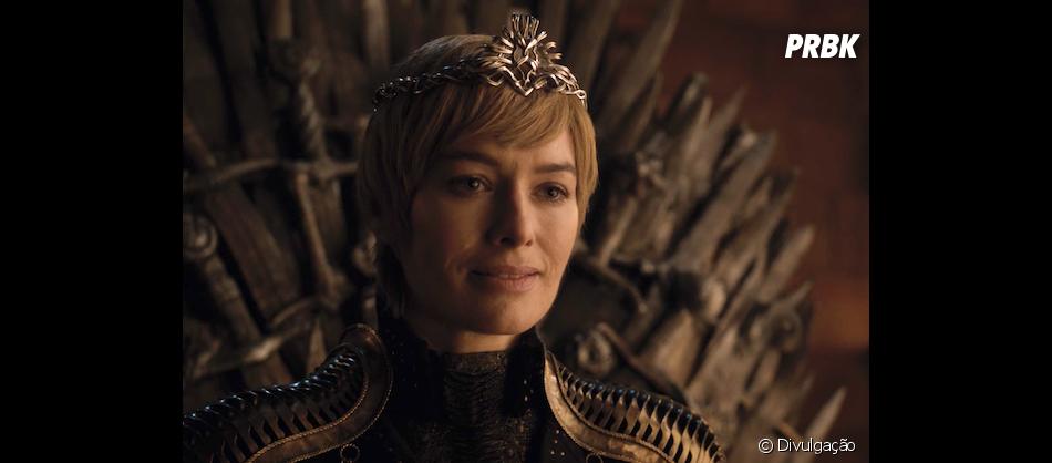 """Em """"Game of Thrones"""", Cersei (Lena Headey) mandou matar seus irmãos"""