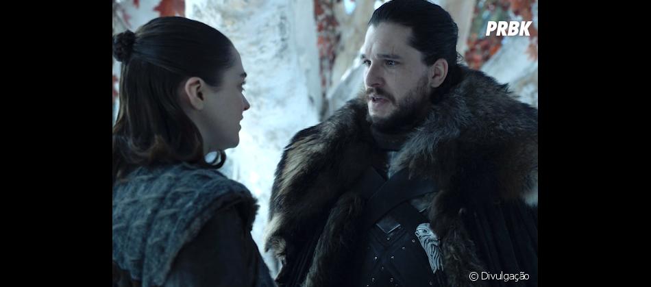 """Em """"Game of Thrones"""", muitas coisas bombásticas aconteceram na estreia da 8ª e última temporada"""