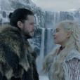 """De """"Game of Thrones"""": o que rolou na estreia da oitava temporada deixou Jon Snow (Kit Harington) mais próximo de ser o Rei dos Sete Reinos"""