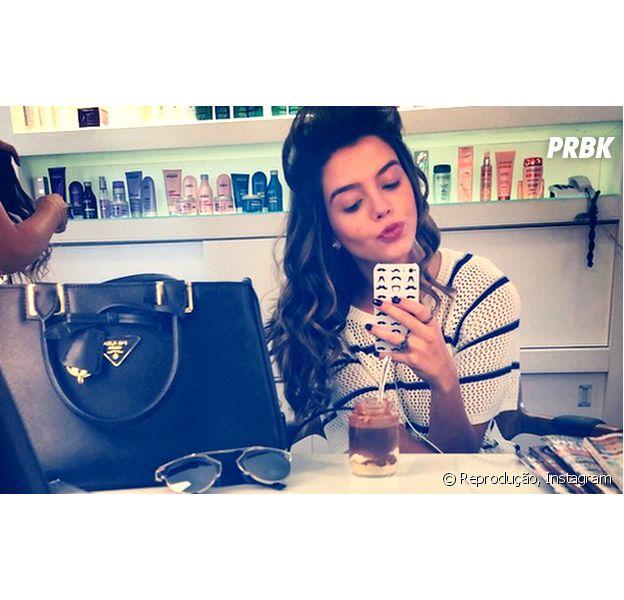Giovanna Lancellotti dá entrevista ao Purebreak e fala sobre fãs e Instagram