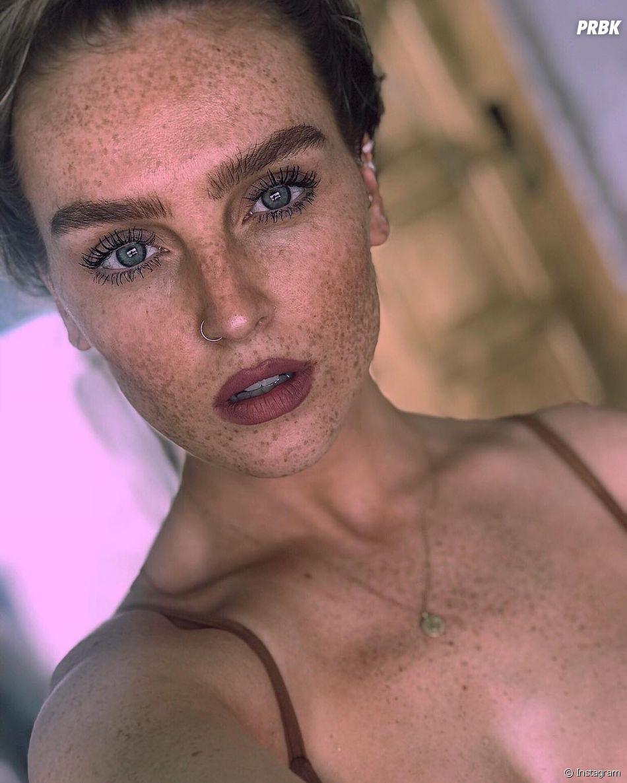 Perrie Edwards, do Little Mix, conta como é conviver com ansiedade em publicação no Instagram