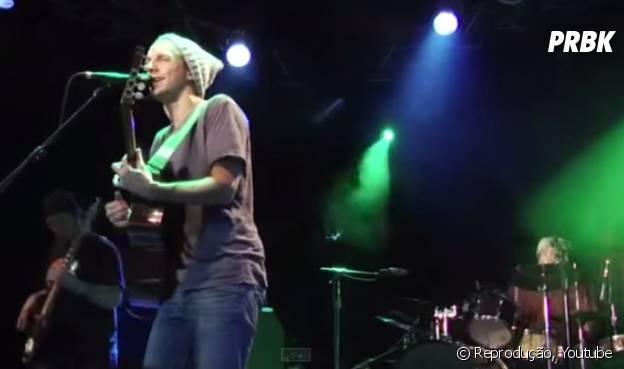 """Jason Mraz canta """"Butterfly"""" ao vivo em Nova Iorque"""