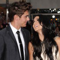 Vanessa Hudgens garante que Zac Efron a ajudou muito no período que eles namoraram