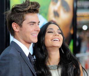 """Zac Efron e Vanessa Hudgens ficaram famosos muito cedo por causa de """"High School Musical"""""""