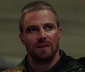 """Oliver (Stephen Amell) terá muitas preocupações no final da 7ª temporada de """"Arrow"""""""