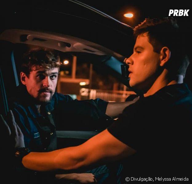 """""""Resistir para Recomeçar"""": Felipe Roque irá protagonizar romance LGBT"""