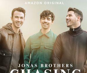 """Jonas Brothers lançarão o documentário """"Chasing Happiness"""" dia 4 de junho, no Amazon Prime Video"""