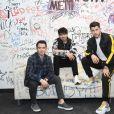"""Jonas Brothers revelam data da estreia do seu novo documentário """"Chasing Happiness"""""""