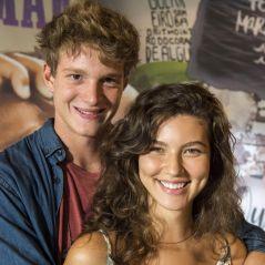 """Filipe e Rita vão se beijar em """"Malhação"""" e nós estamos nervosos com a confusão que isso vai gerar!"""