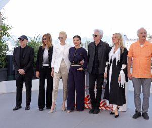 """Elenco e equipe do filme """"Os Mortos Não Morrem"""", com participação de Selena Gomez, estiveram no Festival de Cannes 2019"""
