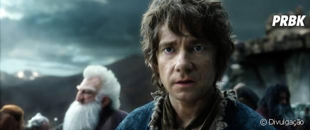 """A história de """"O Hobbit"""" foi inspirada no universo de """"O Senhor dos Anéis"""""""