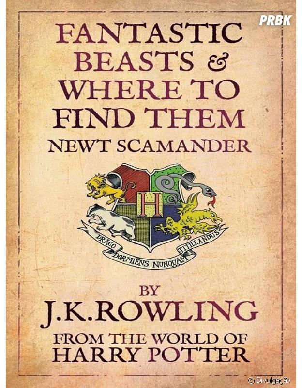 O longa é mais uma adaptação de uma história da autora JK Rowling