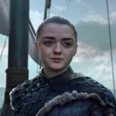 """Até o Stephen King quer um derivado de """"Game of Thrones"""" com Arya Stark"""