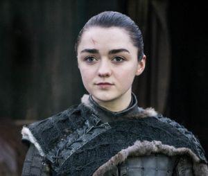 "Arya (Maisie Williams) merece uma derivada de ""Game of Thrones""!"