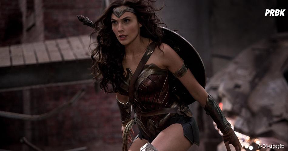 """Diana Prince (Gal Gadot) está de armadura nova em pôster de """"Mulher-Maravilha 1984"""""""