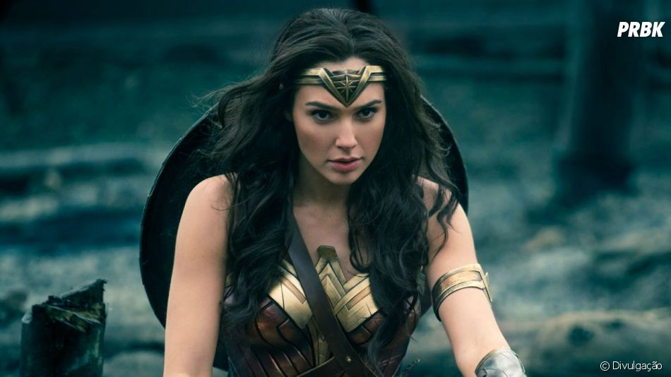 """Diana Prince (Gal Gadot) está simplesmente incrível no novo pôster de """"Mulher-Maravilha 2"""""""