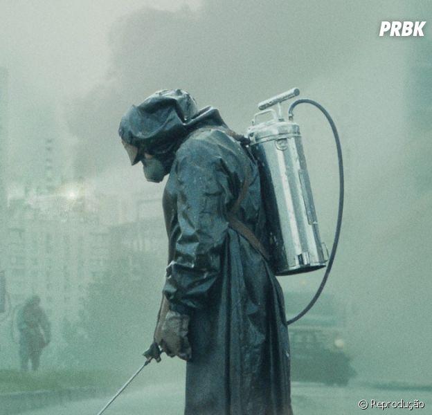 """""""Chernobyl"""" não ganhará 2ª temporada"""