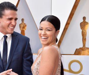 Gina Rodriguez e Joe LoCicero têm uma conexão incrível