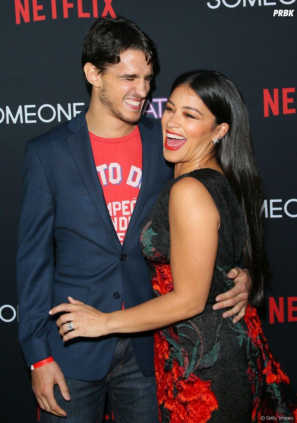 Todos os dias Gina Rodriguez e Joe LoCicero nos provam que são feitos para ficarem juntos!