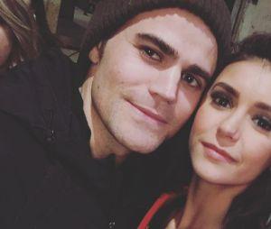 """Nina Dobrev e Paul Wesley não eram tão chegados no começo de""""The Vampire Diaries"""""""