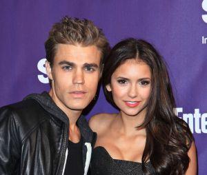 """A Nina Dobrev não ia muito com a cara do Paul Wesley no início de """"The Vampire Diaries"""""""