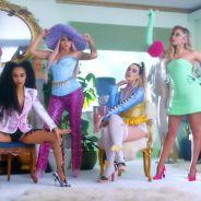 """O Little Mix mudou o conceito de brincar de boneca no clipe de """"Bounce Back"""""""