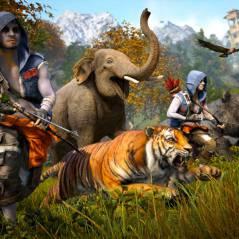 """Multiplayer de """"Far Cry 4"""" vai ter ataques de tigres e ninjas teleportando"""
