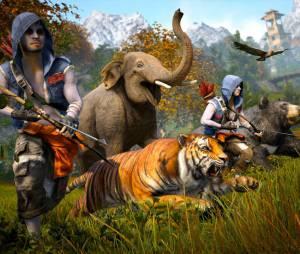 """""""Far Cry 4"""" terá duas facções e três modos multiplayer"""