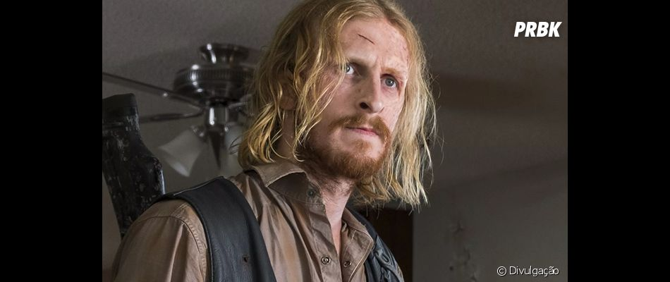 """Fear The Walking Dead"": Twight(Austin Amelio) foi salvo da morte"