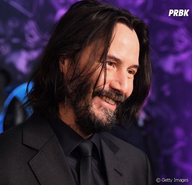 Keanu Reeves é o novo reizinho da internet e esses são os motivos
