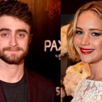 Daniel Radcliffe revela que adoraria contracenar com Jennifer Lawrence em filme