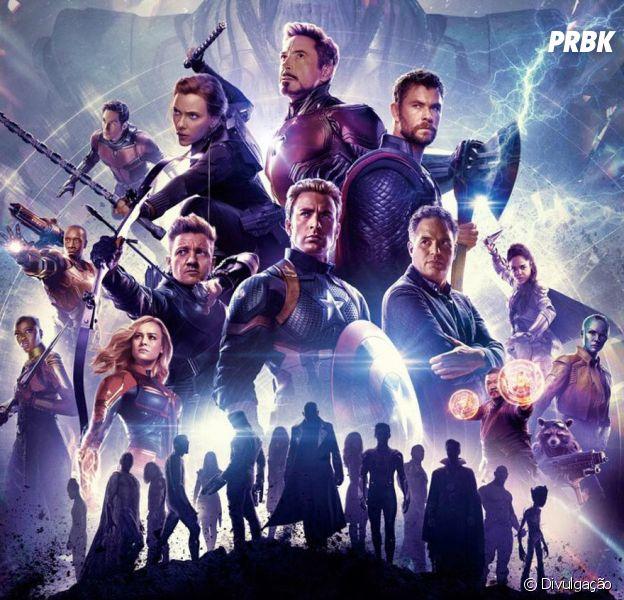 """""""Vingadores: Ultimato""""será relançado com cenas inéditas"""