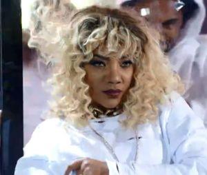 """Ludmilla arrasou no """"Show dos Famosos"""" interpretando Rihanna"""