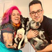 A youtuber Maíra Medeiros se despediu do seu cachorro com um belo vídeo em prol da adoção de animais