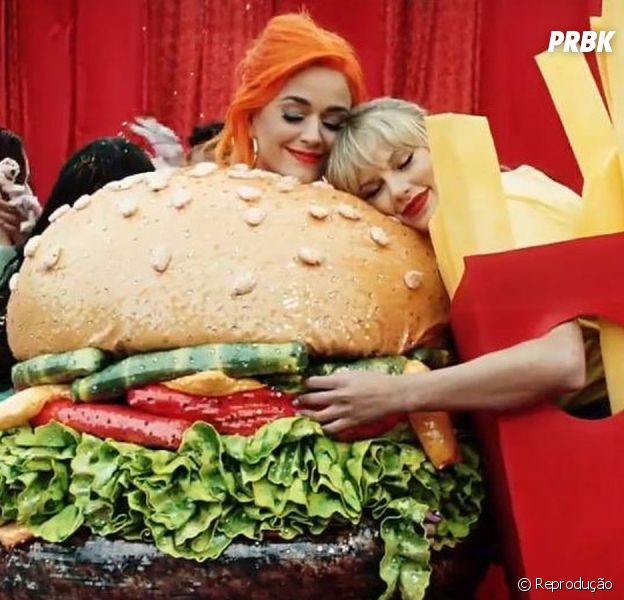 O mundo do pop está em paz com a amizade de Katy Perry e Taylor Swift