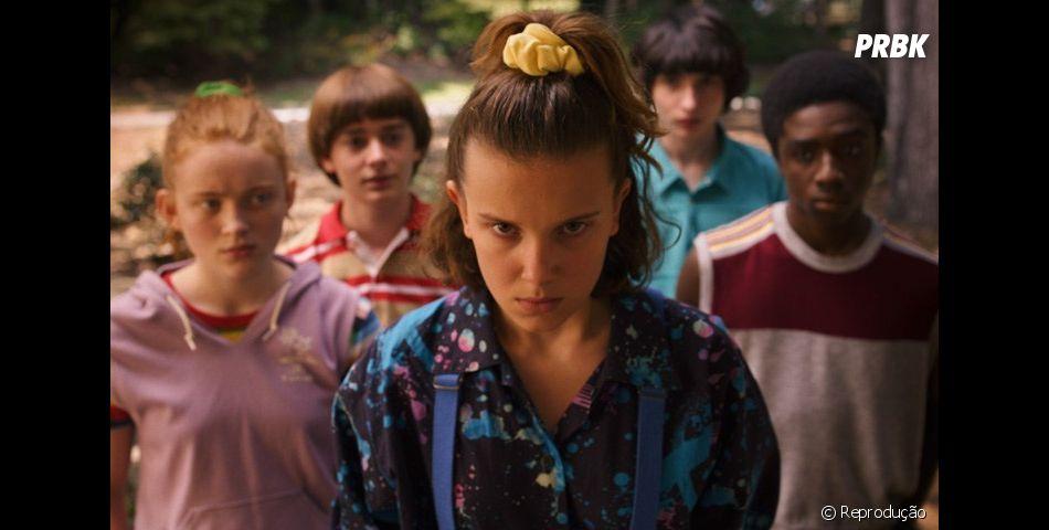 "Finn Wolfhard fala sobre o futuro de Mike e Eleven (Millie Bobby Brown) em ""Stranger Things"""