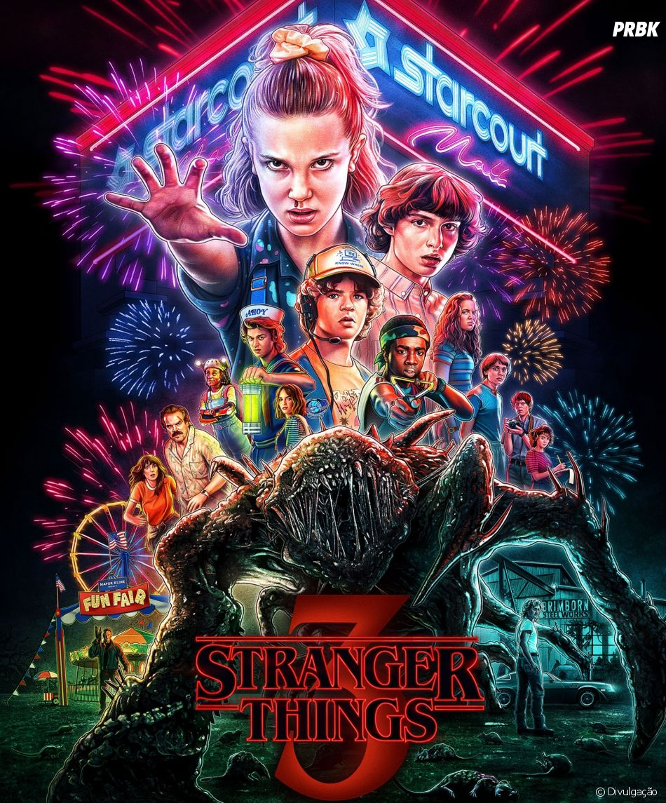 "Ator de ""Stranger Things"" fala sobre o futuro de Mike (Finn Wolfhard) e Eleven (Millie Bobby Brown)"