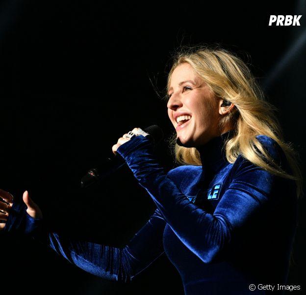 A cantora Ellie Goulding é a nova atração do festival Rock in Rio 2019