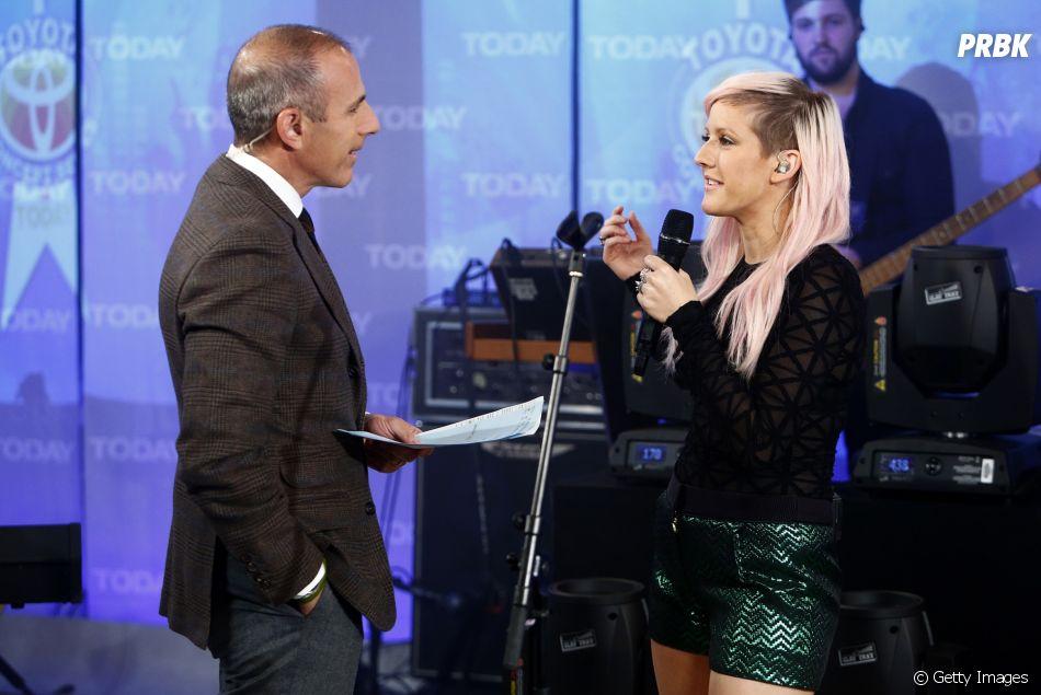 """Em 2010, Ellie Goulding estreou o primeiro álbum de estúdio de sua carreira, o """"Lights"""""""
