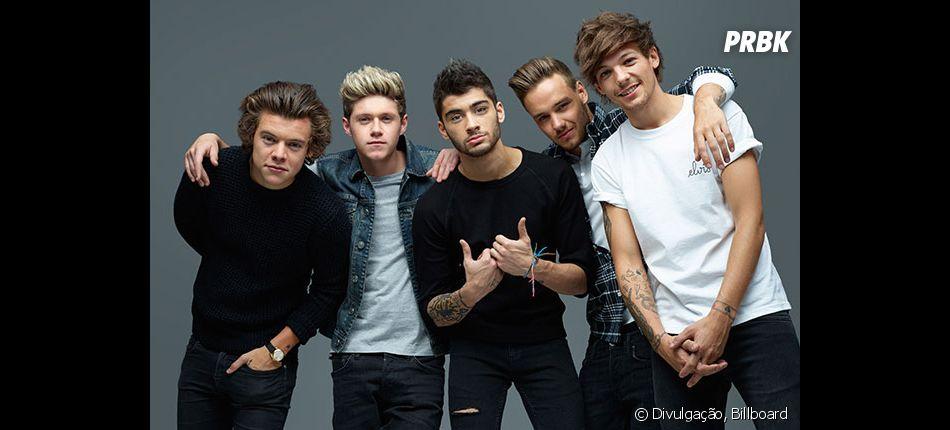 Fãs sobem hashtag no Twitter para comemorar os 9 anos do One Direction