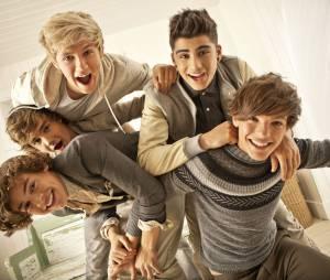 """One Direction surgiu no dia 23 de julho de 2010, através do programa """"The X Factor UK"""""""