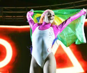 Pabllo Vittar sonhou que uma drag queen era presidente do Brasil