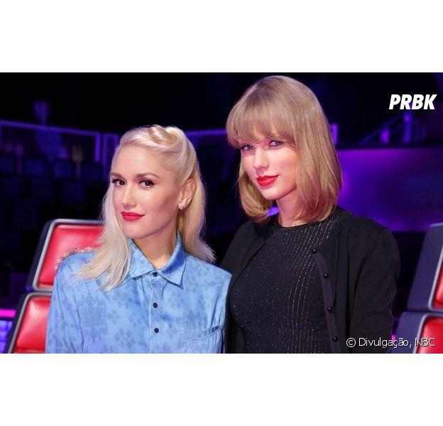 """Taylor Swift participou da fase dos knockouts no """"The Voice US"""""""
