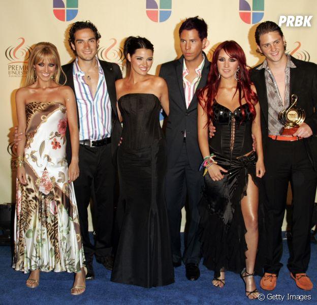 Dulce Maria diz que outro integrante do RBD não queria estar na banda, além de Alfonso Herrera