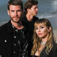 Miley Cyrus e Liam Hemsworth não estão mais juntos, mas tudo indica que a cantora está bem tranquila