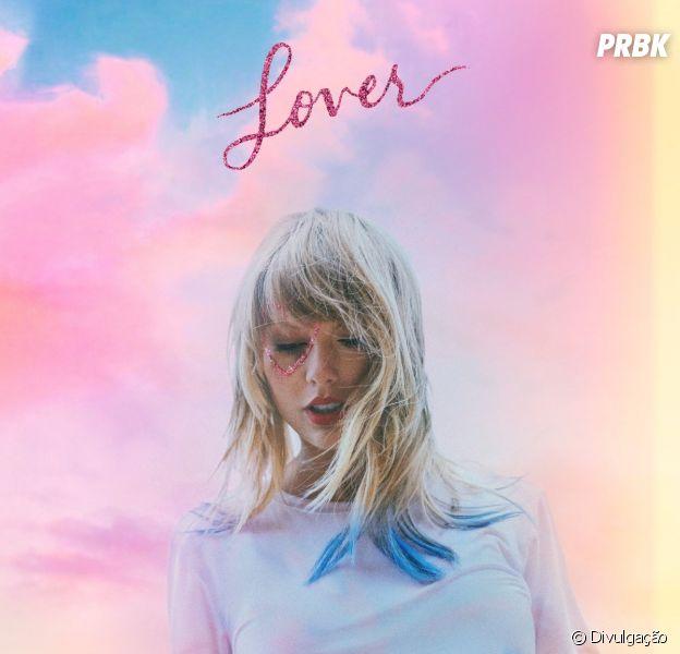 """""""Lover"""": Taylor Swift divulga tracklist do novo álbum"""