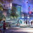 """Disney revela projeto da área de """"Vingadores"""" que será construída no parque até 2020"""