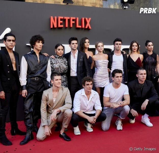 """""""Elite"""": confira os momentos do elenco no fan event da série da Netflix"""