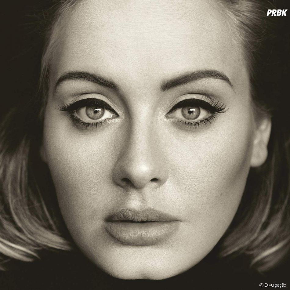"""O """"25"""", da Adele, foi lançado em novembro de 2015"""
