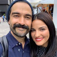 Alfonso Herrera e Maite Perroni se encontram e nosso coração RBDmaníaco não estava preparado